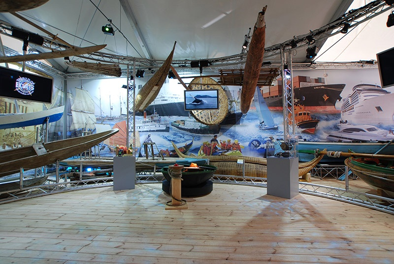 Experience Design DSC 0283 - Coast Exhibitions - World of Boats