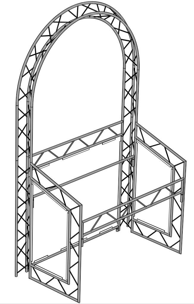 Overhead-Arch-TR100C