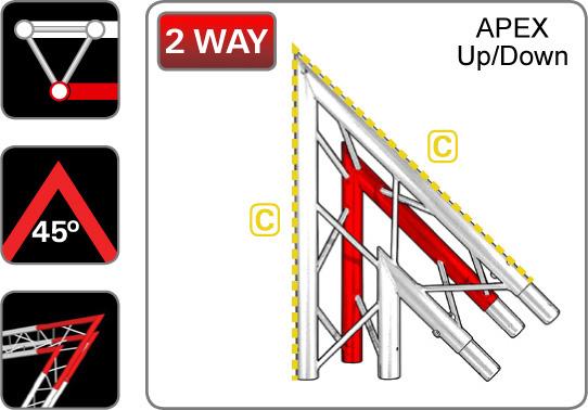trilite-junction_triangular_TR-J2-45