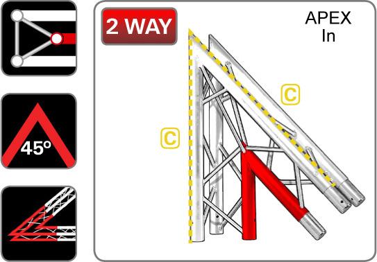 trilite-junction_triangular_TR-J2-45A