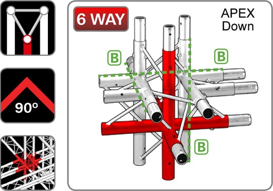 trilite-junction_triangular_TR-J6-1