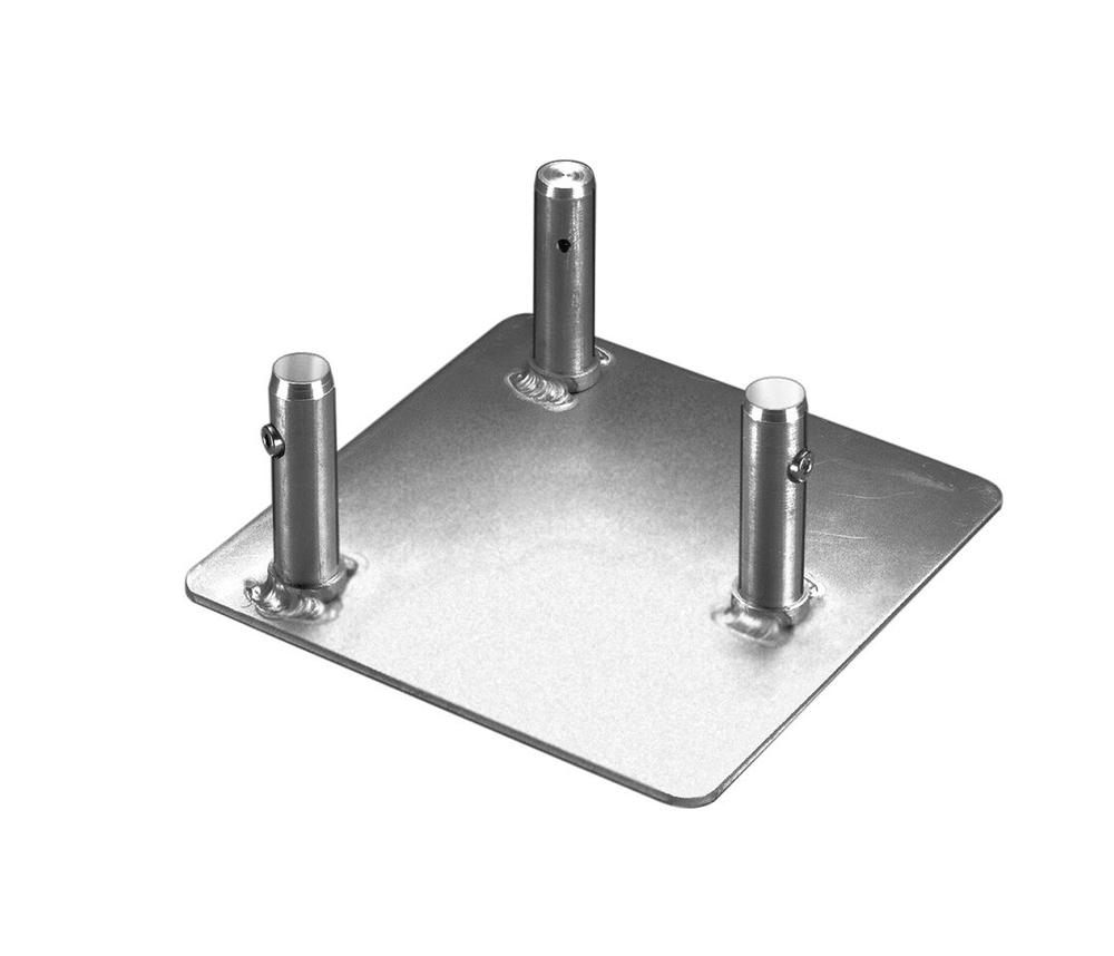 Opti trilite 100 truss base plate for Motor base plate design