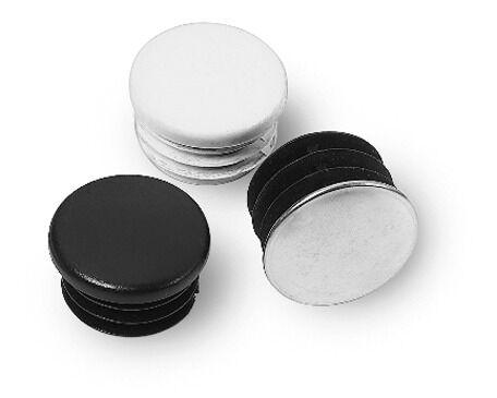 OPTI Trilite 100 Series Plastic End Caps (Black)