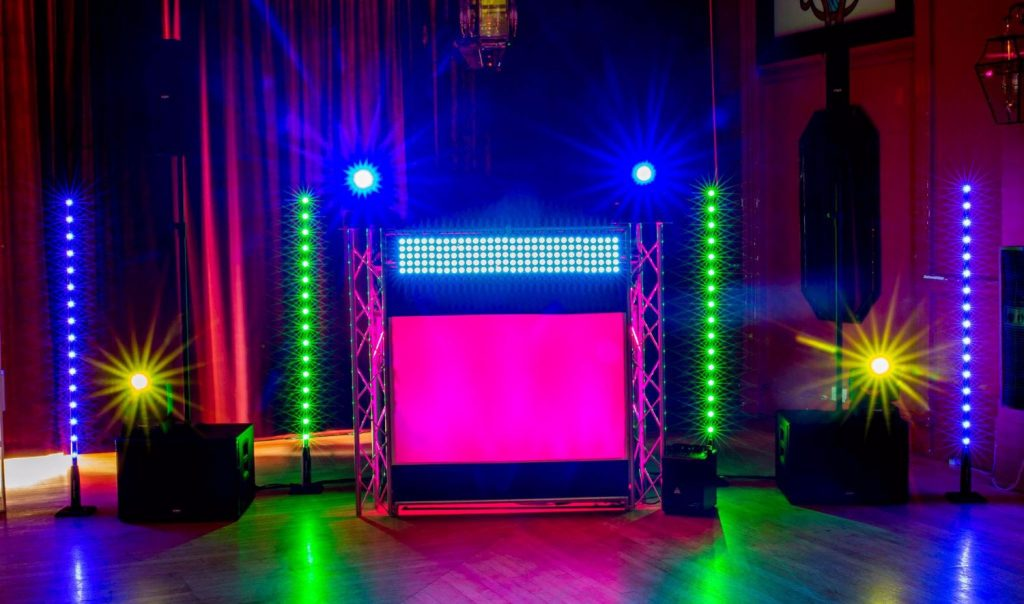 control station cornwall parties 1 1024x604 - Mobile DJs