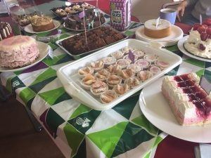 IMG 2882 300x225 - Macmillan Cancer Support Coffee and Cake Morning
