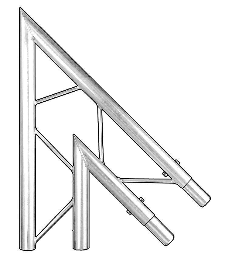 2 Way Ladder Junctions